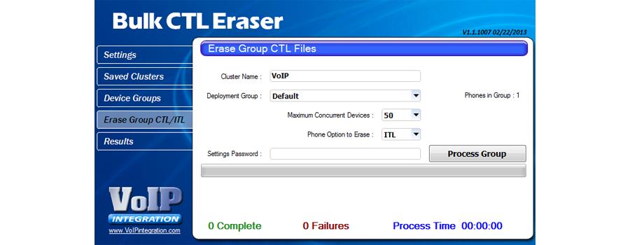 Bulk CTL Eraser | Delete CTL/ITL Files Remotely | Resolve Cisco ITL