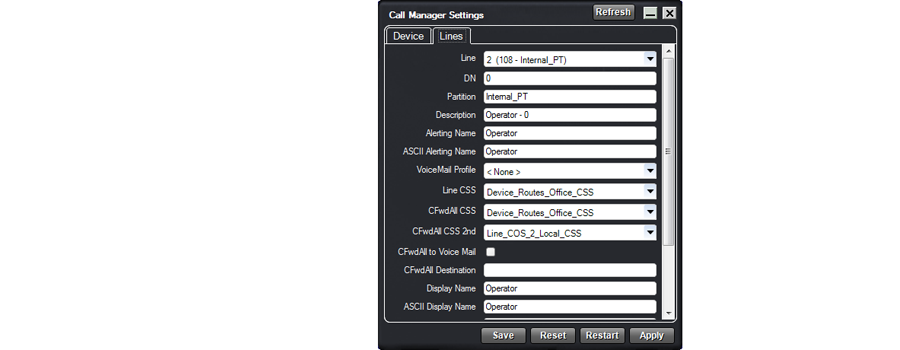 Phone Remote - Control Cisco IP phones remotely from
