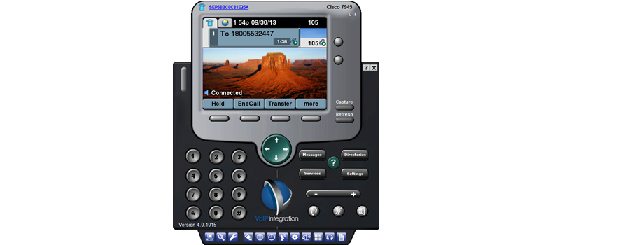 Phone Remote - Control Cisco IP phones remotely from anywhere with